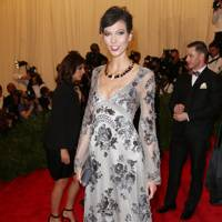 Karlie Kloss at the Met Gala