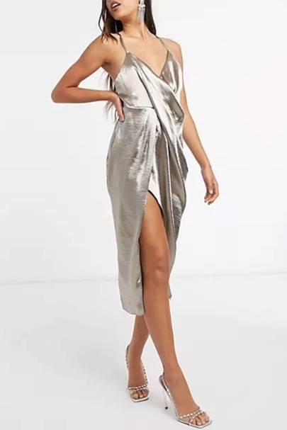 Unique bridesmaid's dresses: ASOS
