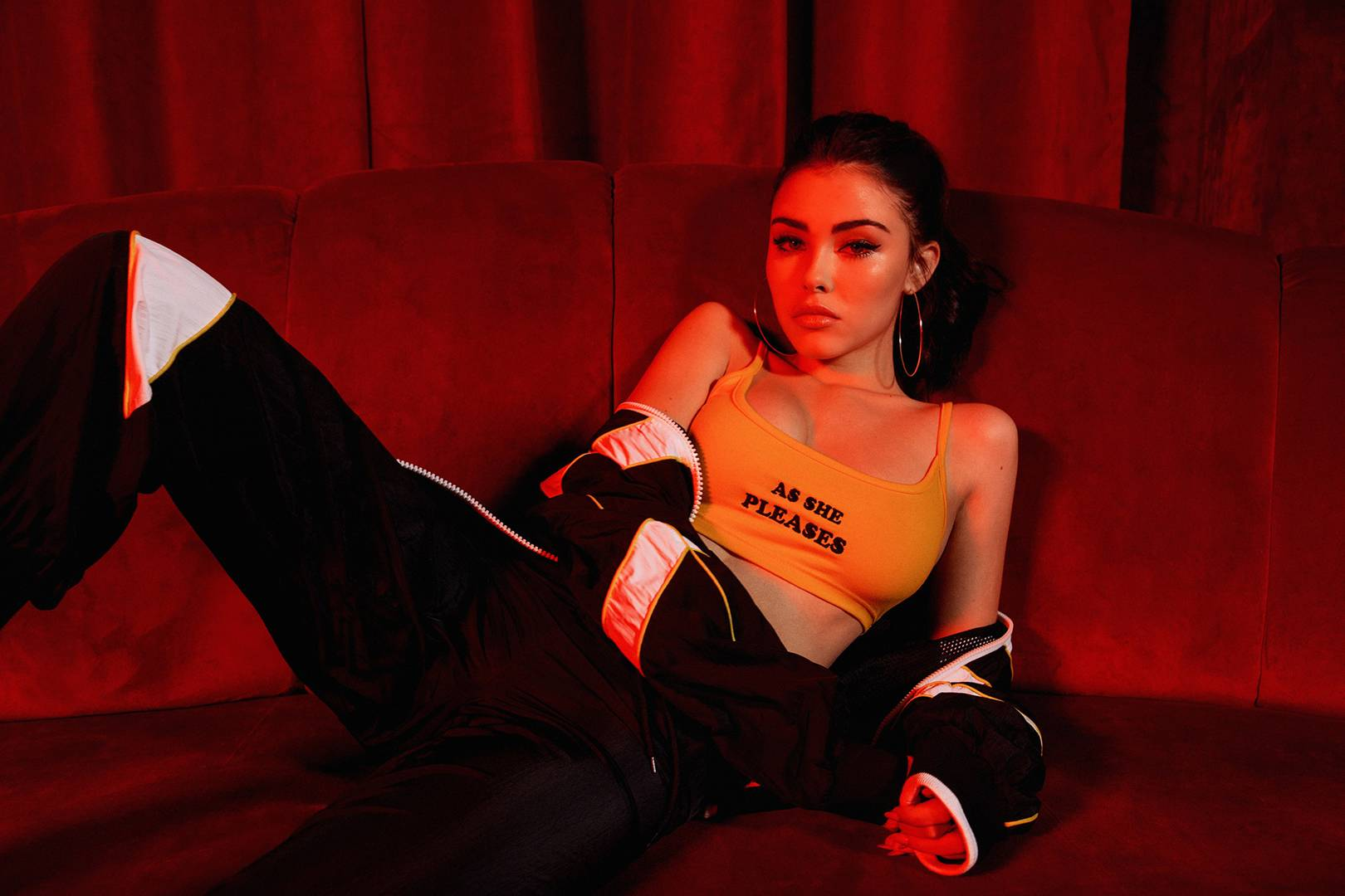 b9356feca Madison Beer Interview: Missguided Collection, Beauty Tips, Justin Bieber  and Feminism | Glamour UK