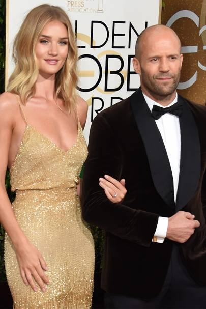 Rosie Huntington-Whiteley & Jason Statham