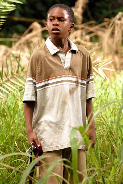 Malcolm David Kelley, Lost