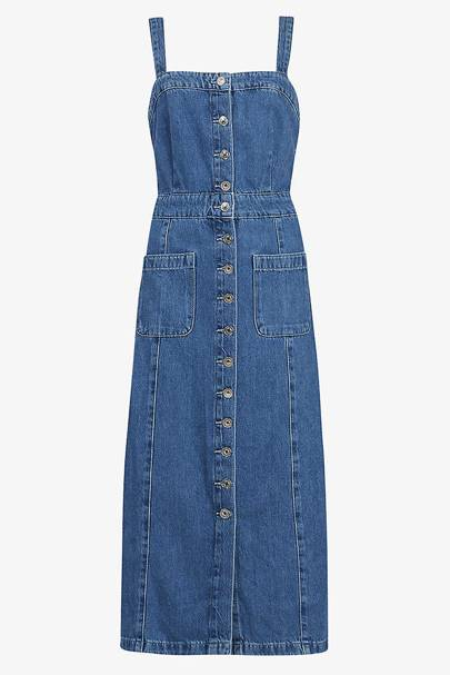 Best Denim Dresses - The Sundress