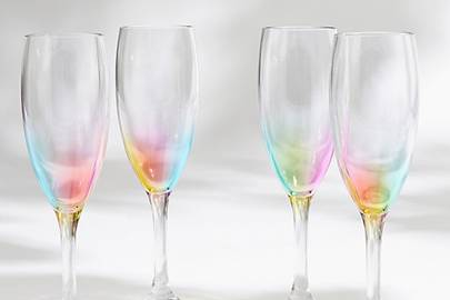 Best picnic champagne flutes