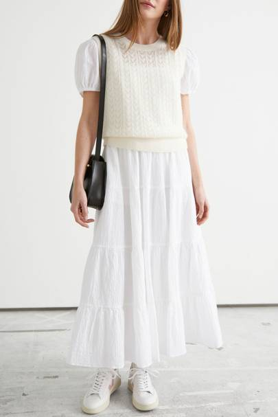 & Other Stories Sale Knit Vest
