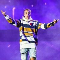 Justin Bieber's disappointing performance