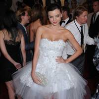 DON'T #18: Miranda Kerr at the Met Ball, May