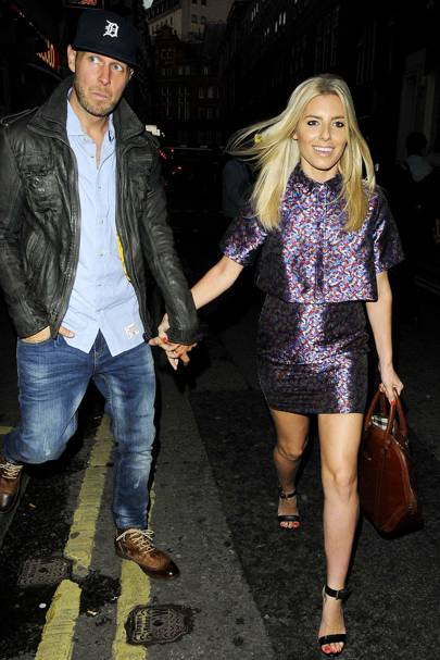 February: Mollie King & Jordan Omley
