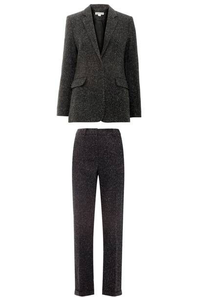 The Two Piece Suit