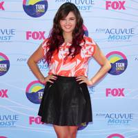 Rebecca Black at the Teen Choice Awards 2012
