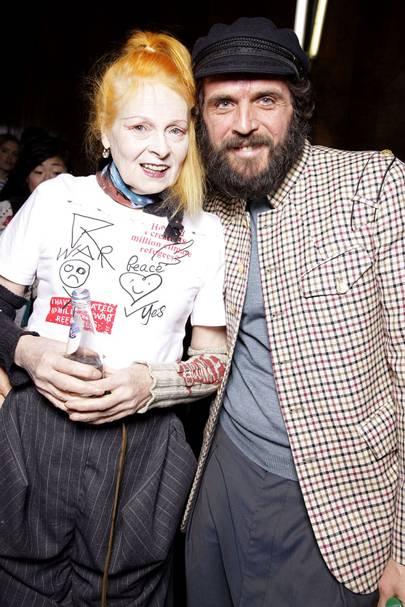 4. Vivienne Westwood and Andreas Kronthaler
