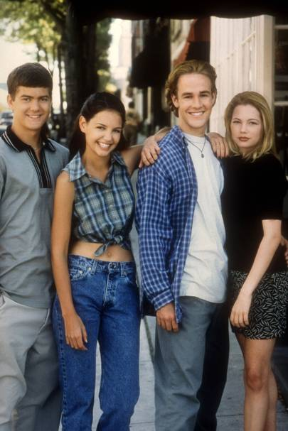 Joey loses her virginity to Pacey on Dawson's Creek