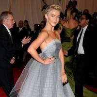 Julianne Hough at the Met Ball