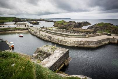 Northern Ireland: Ballintoy Harbour, Ballycastle