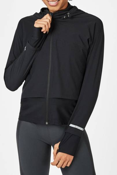 Best running jacket for style