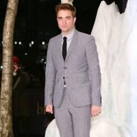 Robert Pattinson at the Berlin premiere