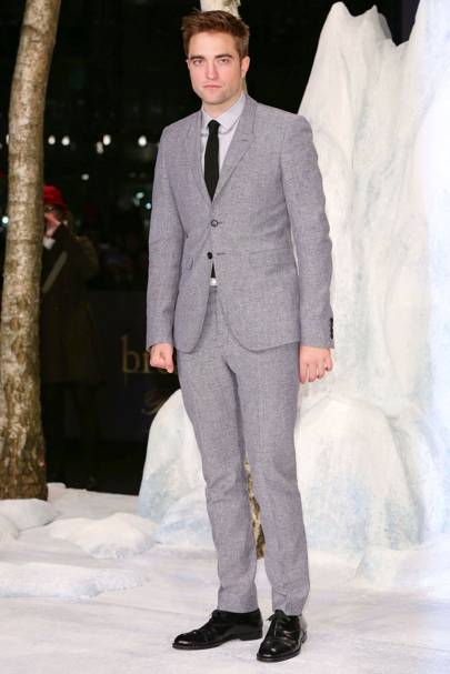 Robert Pattinson at the Berlin premiere