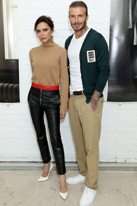 Vitoria Beckham Panties David Car