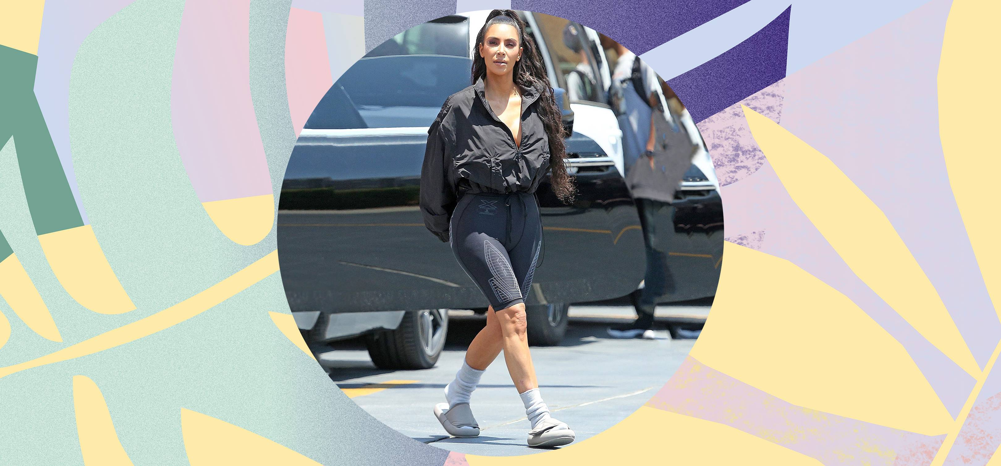 e343b465ec6e5 Socks And Sliders Fashion Trend | Glamour UK