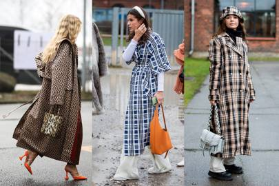 13. PATTERNED COATS
