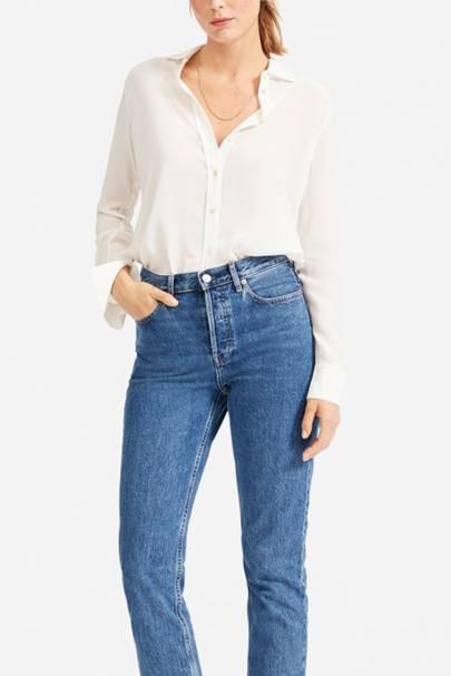 Best Women's White Shirts - Everlane
