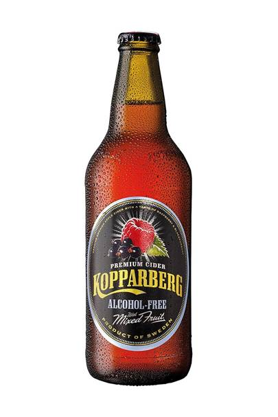 The best alcohol-free cider