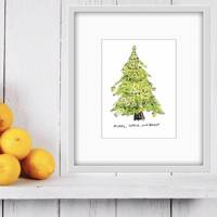 Best Christmas decorations: the citrus trend print