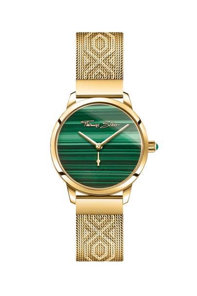 Best designer watches - malachite face