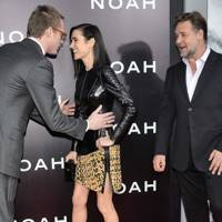 Paul Bettany & Jennifer Connelly & Russell Crowe