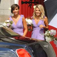 Frankie Bridge & Mollie King