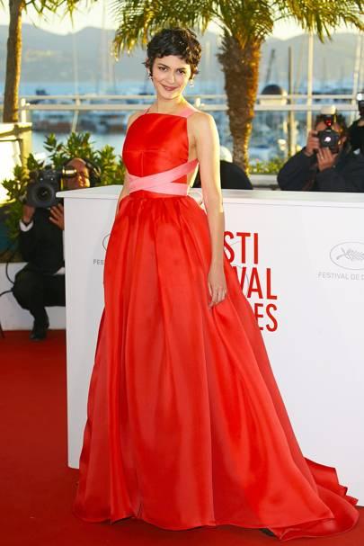 Audrey Tautou - Cannes 2013
