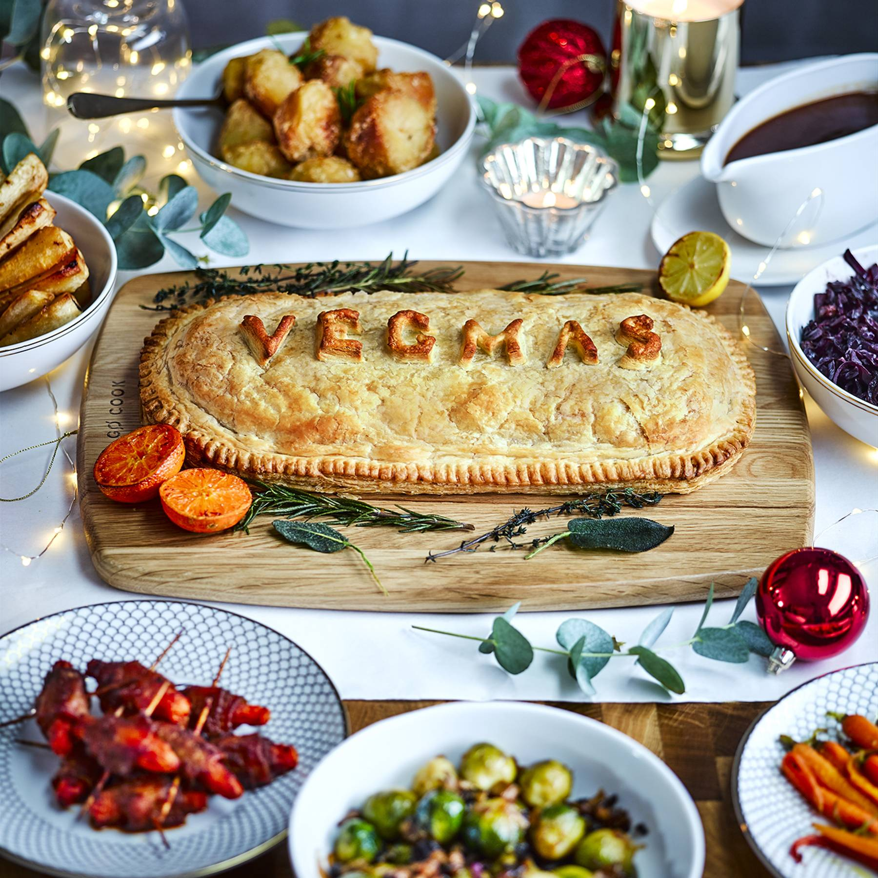 Bosh Top Recipes Tips For A Simple Vegan Christmas