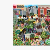 Best jigsaw puzzles for adults: for the gardener