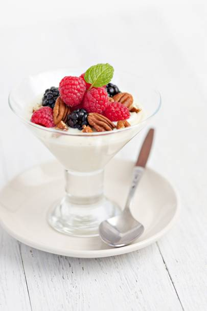 Nuts, Berries & Yoghurt