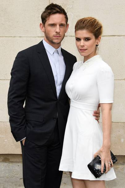 Kate Mara Jamie Bell Wedding And Relationship News Glamour Uk