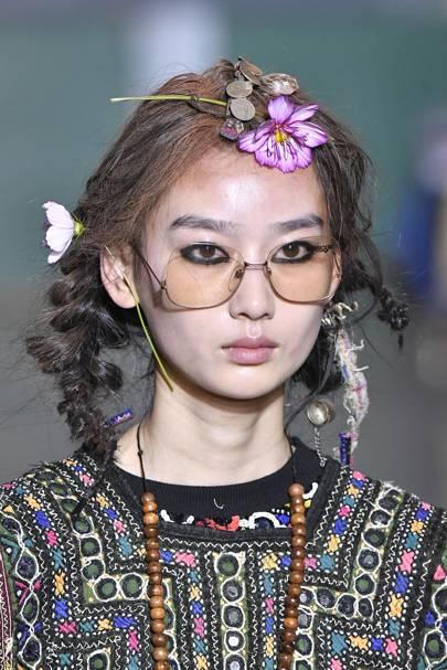 Hippy Pirate Hair