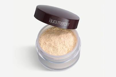 11. The loose powder