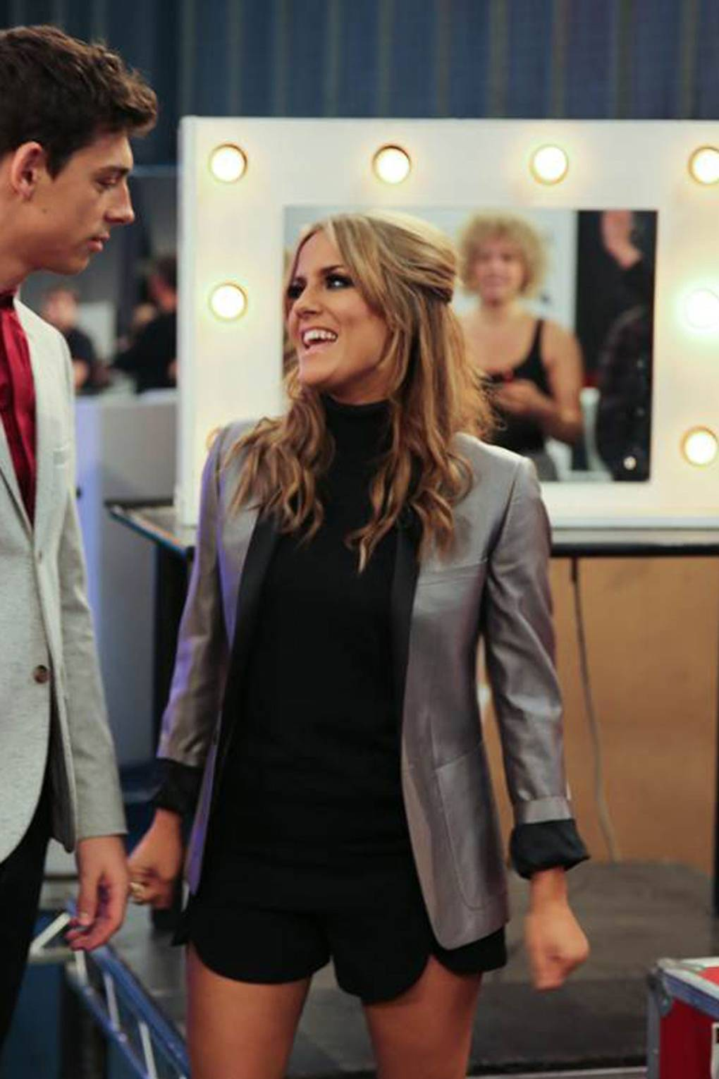 94396f492a2b27 Caroline Flack's X Factor Fashion Blog – Pictures & Style | Glamour UK