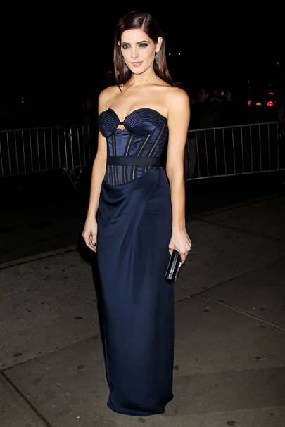 Ashley Greene at the New York premiere of Breaking Dawn 2