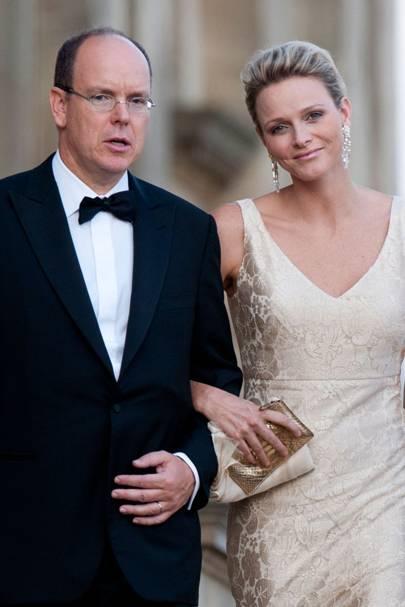 Prince Albert of Monaco & Charlene Wittstock