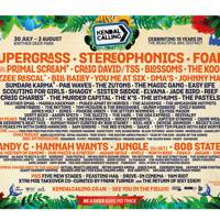 Kendal Calling, Lake District