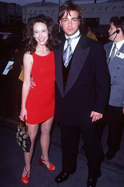 Jennifer Love Hewitt & Joey Lawrence