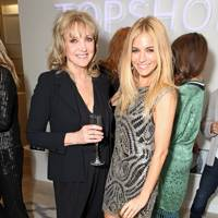 Linda Moss & Sienna Miller