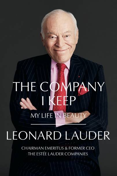 Christmas Beauty Gifts: Leonard Lauder