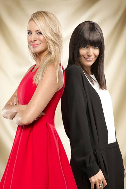 Claudia Winkleman - Strictly Come Dancing