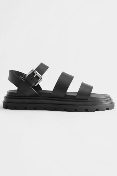 & Other Stories Sale Chunky Sandals