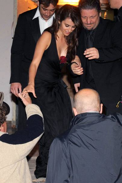 Penelope Cruz, 2009