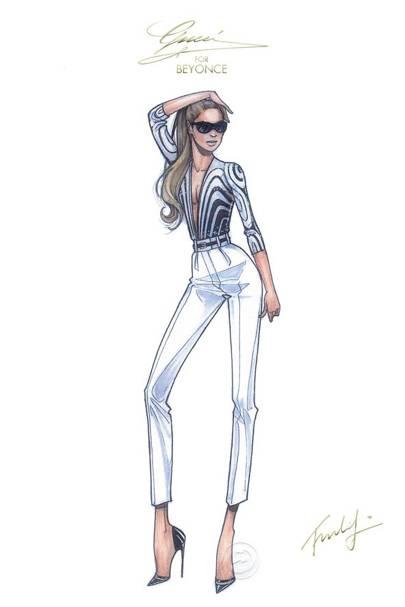 Beyonce x Gucci