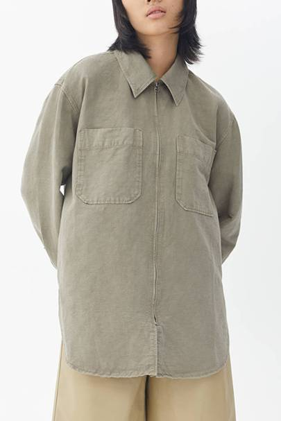 Best Shackets For Spring - Linen Mix