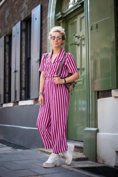Jess Vant, Fashion Designer