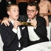 Guy Lawrence and Sam Smith